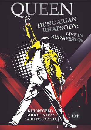 Hungarian Rhapsody: Queen Live in Budapest'86