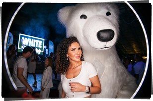 White Style Party